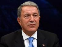 KARA KUVVETLERİ KOMUTANI - Milli Savunma Bakanı Akar: Mehmetçik bu provokasyonları boşa çıkardı