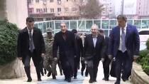 KARA KUVVETLERİ KOMUTANI - Milli Savunma Bakanı Hulusu Akar, Mardin'de