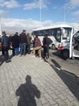 Nevşehir'de Trafik Kazası Açıklaması 7 Yaralı