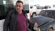 Ordu'da Festival Yolunda Trafik Kazası