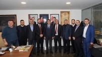 PANORAMA - Sjenica Belediye Başkanı Mujovic'ten Dündar'a Ziyaret