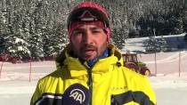 Üniversiteliler Kayak Eğitimini Yıldıztepe'de Alıyor