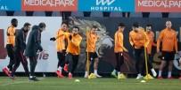 FLORYA - Galatasaray Rövanşa Hazır