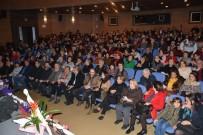 'Kış Konseri' Katılanların İçini Isıttı