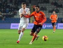 ARDA TURAN - Spor Toto Süper Lig Açıklaması M.Başakşehir Açıklaması 1 - Kasımpaşa Açıklaması 0 (İlk Yarı)