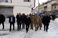 12 Yıl Sonra Bir Vali, Ovacık'a Karayolu İle Gitti