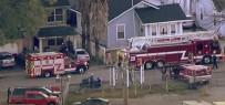 HOUSTON - ABD'de Silahlı Çatışma Açıklaması 5 Polis Vuruldu
