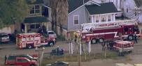 HOUSTON - ABD'de Silahlı Çatışmada 5 Polis Vuruldu