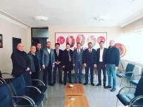 AK Parti Adayı Kırteke'den MHP'ye Ziyaret