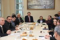 DAYATMA - AK Parti Zeytinburnu Adayı Arısoy, Kent Konseyi'ne Kulak Verdi