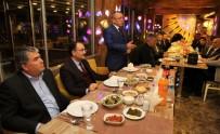 Başkan Cahan'dan Uşaklı Esnaflara 'Esnaf Sarayı' Müjdesi