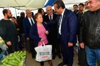 Başkan Çetin Açıklaması 'Semt Pazarlarının Üzerini Kapatacağız'