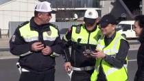 TRAFİK DENETİMİ - Bolu'da Drone Destekli Trafik Denetimi