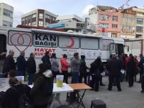 Burhaniye'de Kök Hücre Bağışı Yoğun İlgi Gördü