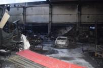 ULUKENT - Dehşet Hava Aydınlanınca Ortaya Çıktı Açıklaması 6 Fabrikada Büyük Zarar