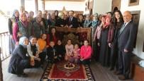 Dokur Evi'nde Kursiyerlerin Emekleri Görücüye Çıktı