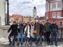 ESTONYA - Erasmus Projesiyle Ülkeler Arası Dostluklar Kuruldu