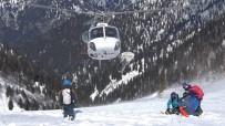 AYDER - Kaçkar Dağları'nda Heliski heyecanı