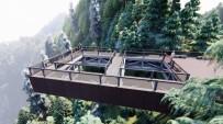 Kazdağları Şahinderesi Kanyonu'na Cam Seyir Terası