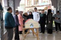 Kerç Boğazında Ölen Denizci Dualarla Son Yolculuğuna Uğurlandı