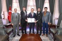 Kilis'te 12 Milyon 993 Bin Metrekarelik Arsa Tapusu OSB'ye Tescil Edildi