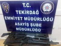 KIZ MESELESİ - Kız Meselesi Yüzünden Silahlı Kavga Açıklaması 2 Yaralı, 3 Gözaltı