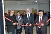 Levh-İ Beşer'den Monobaskılar DÜ'de Sergilendi