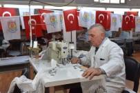KALİFİYE ELEMAN - Meslek Edindirme Merkezi, Tekstil Fabrikası Gibi Çalışıyor