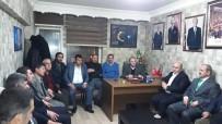 MHP Erzurum İl Başkanı Karataş, Aday Adaylarına Teşekkür Etti