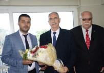 MHP'li Başkandan AK Parti'nin Yeni Yönetimine Hayırlı Olsun Ziyareti