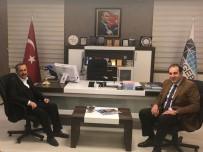 KÜRESELLEŞME - Milletvekili Arvas'tan KOSGEB'e Ziyaret