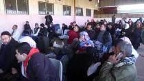REFAH SINIR KAPISI - Mısır Refah Sınır Kapısı'nı Çift Taraflı Açtı