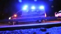 ESENTEPE - Nevşehir'de Otomobil Şarampole Devrildi Açıklaması 1 Ölü, 5 Yaralı