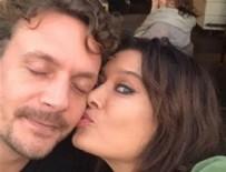 NURGÜL YEŞİLÇAY - Nurgül Yeşilçay aşkını öpücüklere boğdu