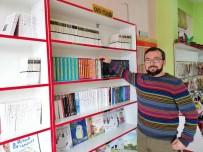 Öğretmen İlçede 'Halk Kitaplığı' Kurdu