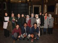 ANKARA DEVLET TIYATROSU - Türkiye Burslusu Öğrenciler Türkçe Tiyatro Oyununu İzledi