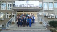 Uşak Üniversitesi Diş Hekimliği Fakültesine 18 Yeni Doktor