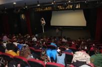 KUŞADASI BELEDİYESİ - Yarıyıl Tatili Etkinlikleri Film Gösterimiyle Sürüyor