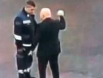 Zabıta memurunu döven eski Zabıta Daire Başkanı hakim karşısına çıktı