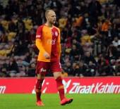 MEHMET CEM HANOĞLU - Ziraat Türkiye Kupası Açıklaması Galatasaray Açıklaması 2 -  Boluspor Açıklaması 0 (İlk Yarı)