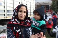 İÇ SAVAŞ - 150 Suriyeli Ülkesinin Yolunu Tuttu