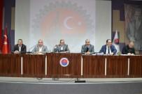 AHMET ARSLAN - 2019'Un İlk Belediye Meclis Toplantısı Gerçekleştirildi
