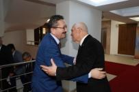 OLGUNLUK - AK Parti Ve CHP'nin Adayı Bir Araya Geldi