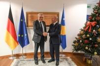 SIRBİSTAN - Avrupa Parlamentosu Başkan Yardımcısı Wieland, 'Sınırların Değişmesinin İyi Bir Fikir Olduğunu Düşünmüyoruz'