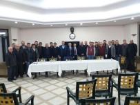 KAMYONCU - Başkan Duymuş'un Fabrika Ziyareti