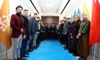 HEKİMHAN - Başkan Gürkan, AK Gençler İle Buluştu