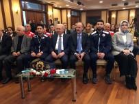 MİLLİ GÜREŞÇİ - Başkan Uysal, Dünya Şampiyonu Güreşçi Metehan Başar'a Ev Hediye Etti.