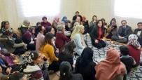 CÜNEYT EPCIM - Başkan Vekili Epcim'e Ev Ziyaretlerinde Yoğun İlgi