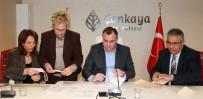 TAŞDELEN - Çankaya'da Yılın İlk Meclis Toplantısı Yapıldı