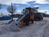 Demirözü Belediyesinin Kar Mesaisi